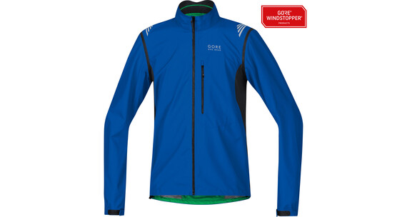 GORE BIKE WEAR Element WS AS Zip-Off Jacket Men brilliant/black